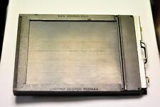 "Folmer Graflex wood 4x5"" sheet film holder with dark slides."