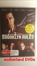 Brooklyn Rules [ DVD ] BRAND NEW & SEALED, Region 4, FREE Next Day Post from NSW