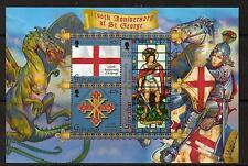 Gibraltar mbs 1055 2003 mort anniv of st. george neuf sans charnière