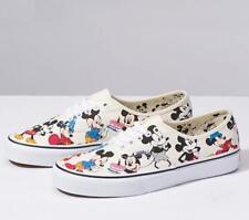 Vans X Disney 90th Anniversary Authentic Mickey's Birthday Men's Size 10