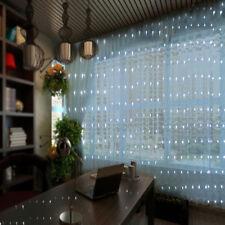 2*2M Curtain Icicle LED String Lights Xmas Wedding Party Decor US/UK/EU/AU Plug