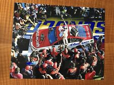Ryan Blaney Signed 8x10 Photo NASCAR autograph COA