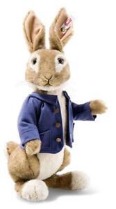 Steiff Beatrix Potter Peter Rabbit Movie Limited Edition EAN 355189