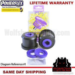 Mini Cooper & S Front Control Arm Bushing Urethane Performance Upgrade 2002-2008