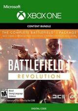 Battlefield 1: Revolution Edition (Microsoft Xbox One, 2017)