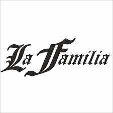 La Familia,Style,Aufkleber,Sticker,Sticker Bomb,Shocker,JDM,OEM,Auto,Familie,070