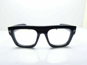 New fashion Tom Ford 5634 Fausto eyeglasses frames black 001