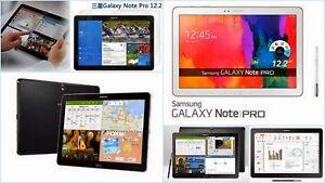 2x Antireflex matt Display Schutz Folie Samsung Galaxy Note Pro 12.2 SM-P900 905