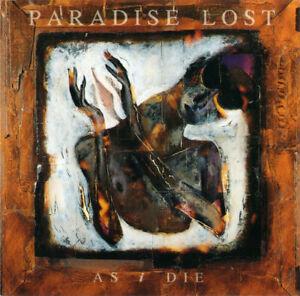 PARADISE LOST - AS I DIE CD SINGLE - 1992