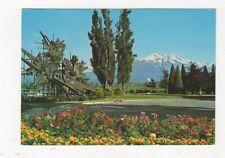 Cuneo Monumento Alla Resistenza e M Bisalta Italy Postcard 486a