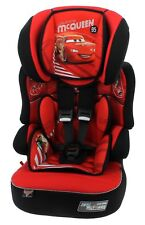 Disney Beline SP Luxe 3 Stage Car Seat and Booster Cars Lightning McQueen FF