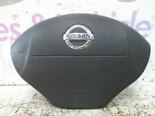 2008 NISSAN KUBISTAR 1.5 DCI STEERING WHEEL AIRBAG 2003-2008