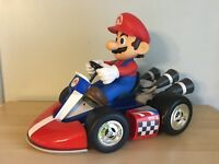Large Super Mario Kart Wii RC Remote Control Car 1/8 Scale No Remote Battery