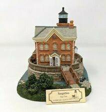 Harbour Lights Lady Lightkeepers Saugerties Ny #171 Lighthouse Figurine Fw20