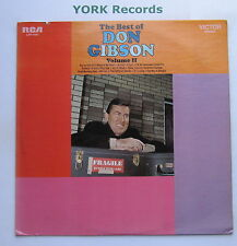 DON GIBSON - The Besy Of Don Gibson Volume II - Ex LP Record RCA Victor LSP-4281