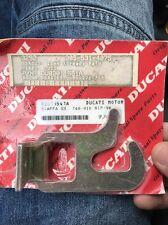 NEW DUCATI Part# 83011541A LEFT BRACKET NOS OEM
