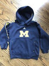 Adidas Michigan Sweatshirt Size 5/6