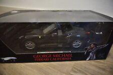 Ferrari California ELITE 1/18 HOTWHEELS T6256 HTF GEORGE MICHAEL