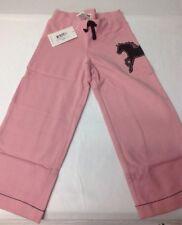 Hatley Kids Sweat Pants Wild Horses Pink