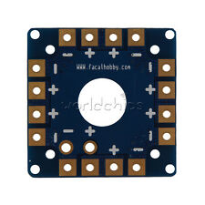 ESC Multirotor Power Distribution Battery Board For Quadcopter Multi-Axis Model