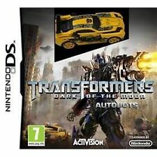 Transformers: Dark of the Moon - Autobots (Nintendo DS, 2011) - European Version