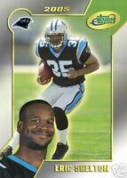 ERIC SHELTON ROOKIE 2005 ETOPPS IN HAND 1 OF ONLY 1200