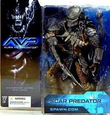 McFarlane Toys Alien VS Predator Movie  Scar Action Figure New from 2004