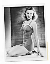 1945 NEWS PHOTO MISS BETTY LOCKYEAR MISS INDIANA FOR MISS AMERICA PAGENT PIN-UP