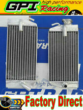 GPI aluminum radiator Honda CRF450R CRF 450R CRF450 02 03 04 2002 2003 2004