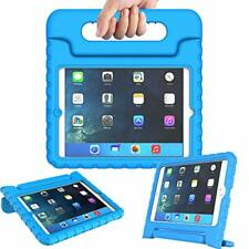 Durable Lightweight Shock Proof Handle Stand for iPad Mini 123 Gen Tablet - Blue