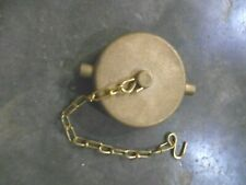 Fire Protection Products Inc.Fire Hydrant Pin Lug Cap w/Chain (N-2)
