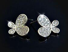 Markenlose Mode-Ohrschmuck aus Weißgold