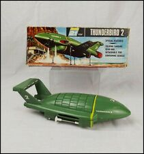 c1960's Boxed Original Thunderbird 2 Toy - AJR 21 J. Rosenthal Toys Ltd