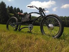 Chopper Beachcruiser Lowrider E- Bike