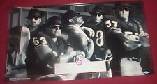 CHICAGO BEARS 70th Anniversary 20x36 Poster