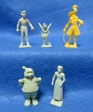 Marx Walt Disney Peter Pan set of 5 character figures from 1953