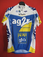 Maillot cycliste AG2R Décathlon B'Twin racing Tour de France 2007 Jersey - XL
