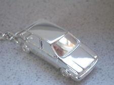 Schlüsselanhänger Fiat Tipo versilbert (5177)