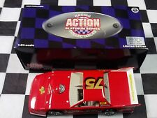 Terry Phillips #75 Hoosier 1997 Late Model Dirt Xtreme 1:24 Action W249709336