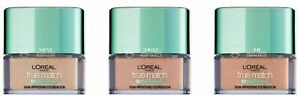 L'OREAL True Match Minerals Skin Improving Foundation-CHOOSE Shade- BRAND NEW