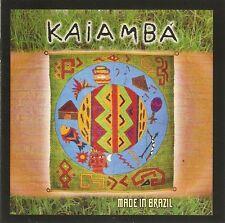 "Kaiamba (feat. Gong guitarist Fabio Golfetti): ""Made in Brazil"" (Vinyl)"
