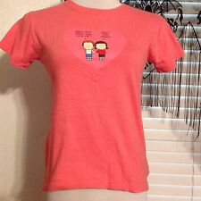 Angry Little Girls SHIRT SIZE Large Does This Mean You Love Me Only For Today