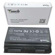 Tanch Laptop Battery For Clevo P157SMBAT-8, 6-87-P157S-4273 14.8V 5200mAh 8 CELL