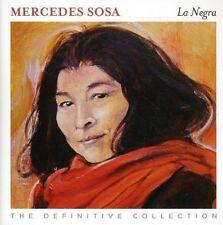 Mercedes Sosa - LA NEGRA THE DEFINITIVE COLLECTION [CD]