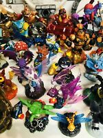 Lot Of 45+ Skylanders Characters - Giants Imaginators Spyro Swap Force Trap Team