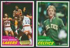 1981 Topps Football Cards 37
