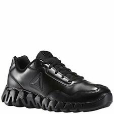 REEBOK ZIG PULSE Men's (DV5220) BLACK MATTE Referee Shoes