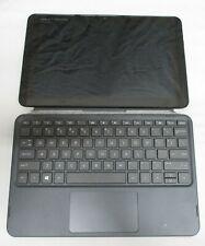 "HP PAVILLION X2 10"" DETACHABLE 2 IN 1 LAPTOP COMPUTER TABLET 32GB W/ KEYBOARD NO"
