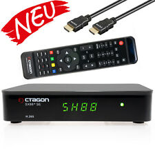 Octagon SX88+ SE CA HEVC Full HD Stalker IPTV Multistream Sat DVB-S2 Receiver