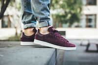 adidas Originals Mens Stan Smith Trainers Red/Purple Shoes